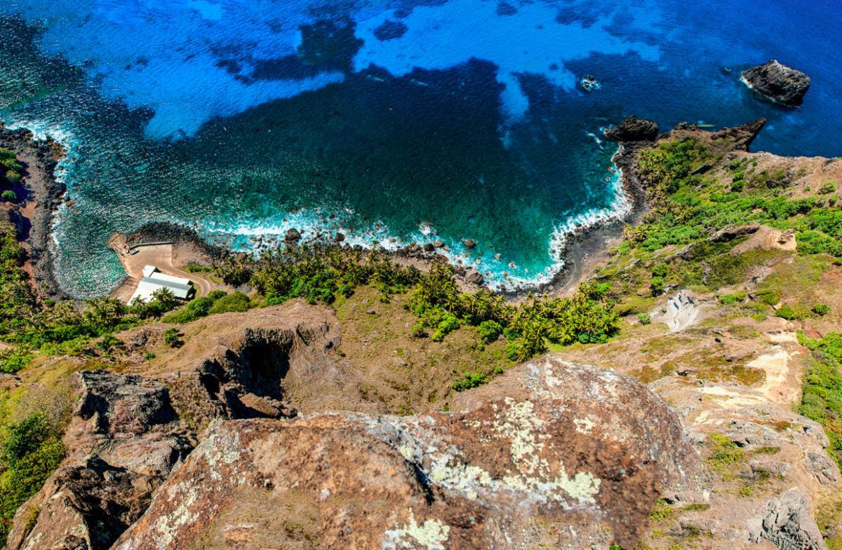 Como é viver em uma pequena ilha britânica no meio do Pacífico 15