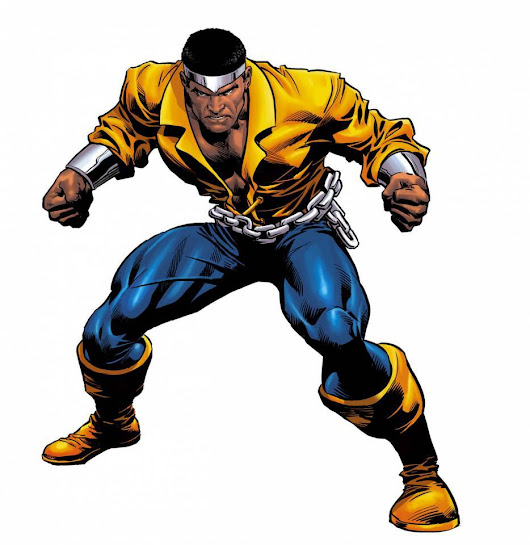 African Americans in Comics and Movies.