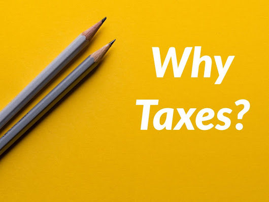 186: Why Do We Pay Taxes? - Money For The Rest of Us -