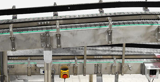 Stainless Steel Special Profiles for Conveyors | Montanstahl