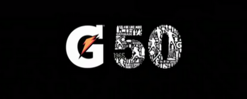Gatorade Celebrates Its 50th Anniversary in Style with 50 Iconic Sports Moments