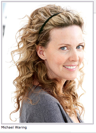 Style Naturally Curly Hair on How To Style Curly Hair   Search Results   Newhairtrends Net