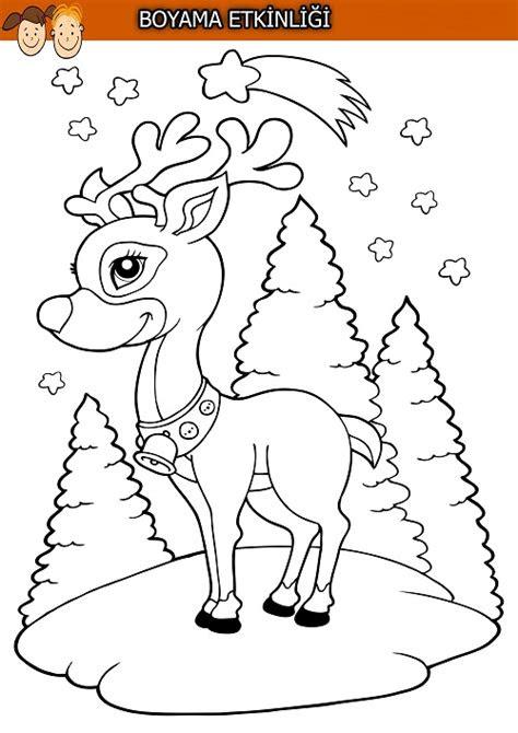 geyik resmi boyama gazetesujin