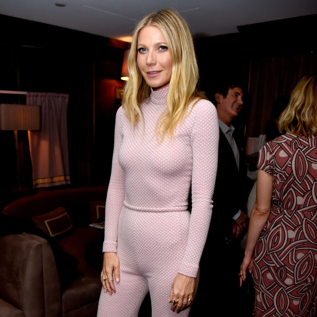 Gwyneth Paltrow Made This Outfit Look Way Sexier Than It Did on the Runway