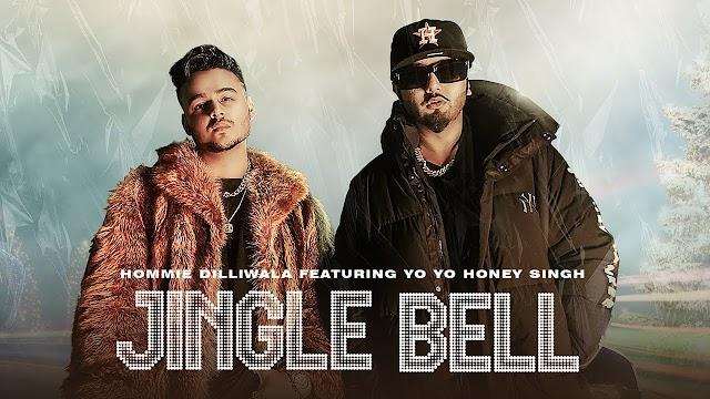JINGLE BELL LYRICS - HOMMIE DILLIWALA