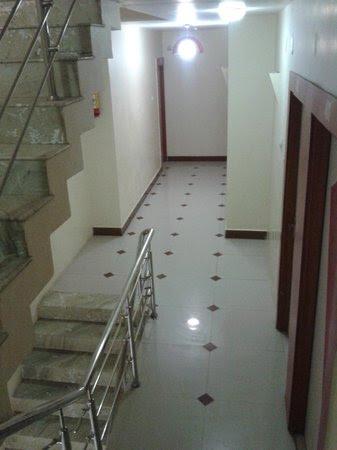 Stairs and hallway - Picture of Hotel Relax Inn, Diu - TripAdvisor