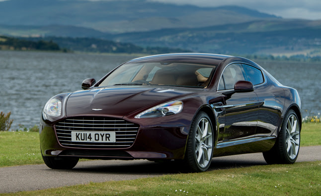 2015 Aston Martin Vanquish, Rapide S Gain Eight-Speed Transmission ...