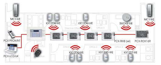 wireless alarms Liverpool, we are approved wireless alarm installers.
