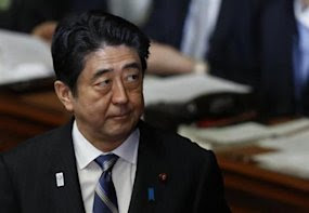 Japan PM urges Chinese restraint after radar lock-on