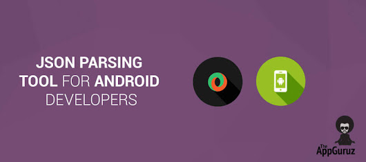 #Android Rocking #JSON Parsing Tool For Android #Developers