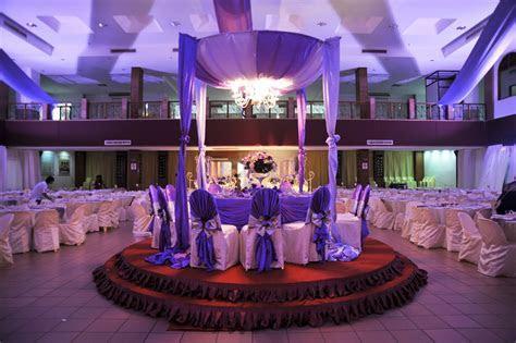 Majestic Purple Wedding Decoration Ideas   Elasdress