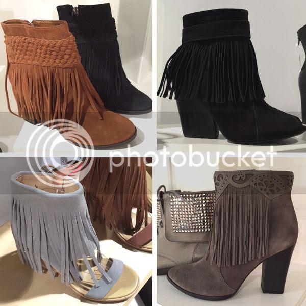 2015 fringe footwear trend