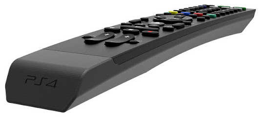 Universal Media Remote Announced for PS4, Available this Month