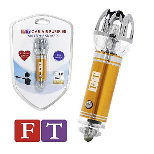 Enter to Win Free FT Car Air Purifier