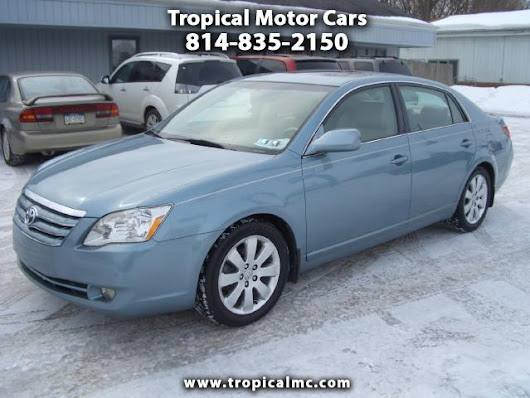 Used 2006 Toyota Avalon for Sale in Erie PA 16505 Tropical Motor Cars