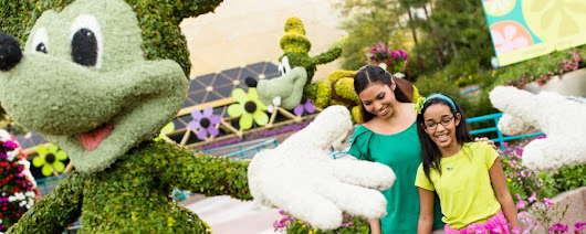 2017 Epcot® International Flower & Garden Festival