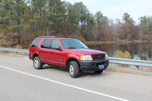 Used 2005 Ford Explorer for Sale in Aiken SC 29803 Mathis Auto Sales