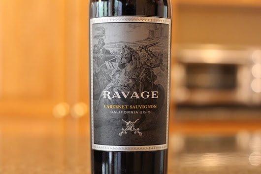 Ravage Cabernet Sauvignon Review - Honest Wine Reviews