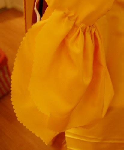 Sleeve Ruffle 2