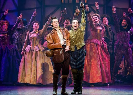 """Something Rotten"": Green Eggs and Hamlet-#Boom Magazine