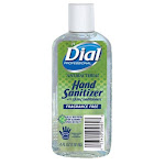 Dial, 1700001219, Instant Hand Sanitizer, Light Citrus, Pump, 7.5 oz, 12/cs (Item is considered HAZMAT and cannot ship via Air or to AK, GU, HI, PR,