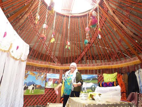 2-Yurt Interior