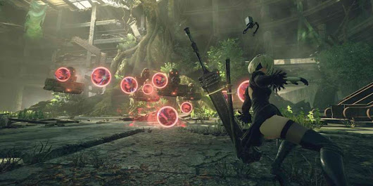 New Nier: Automata Trailer Shows Massive Boss Battles