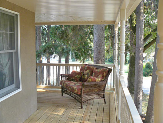 Custom Patios, Decks & Sunrooms - Bachman's Roofing, Building & Remodeling, Inc.