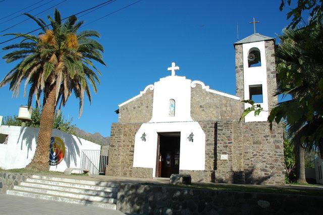 Dans le village de San Agustin