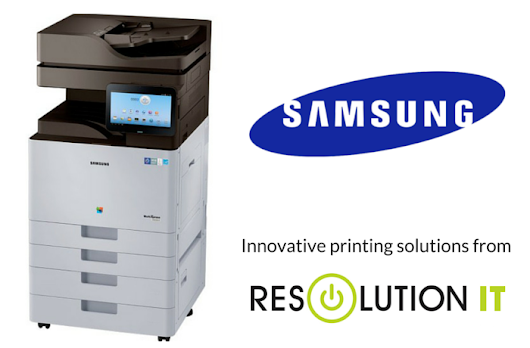 New Samsung printing solutions
