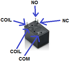 How To Connect A Single Pole Double Throw Spdt Relay In A Circuit