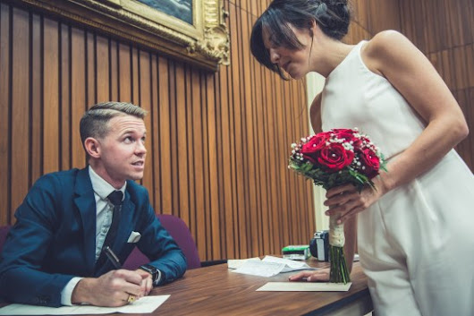 Chris + Danielle's Wedding: Popping Champagne in the Supreme Court of Nova Scotia