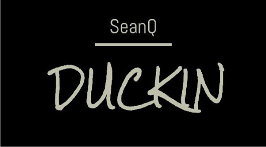 SeanQ - Duckin - its HIP HOP music (one of the best Indie Hip Hop Blogs)
