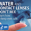 Water & Contact Lenses| Contact Lenses | CDC