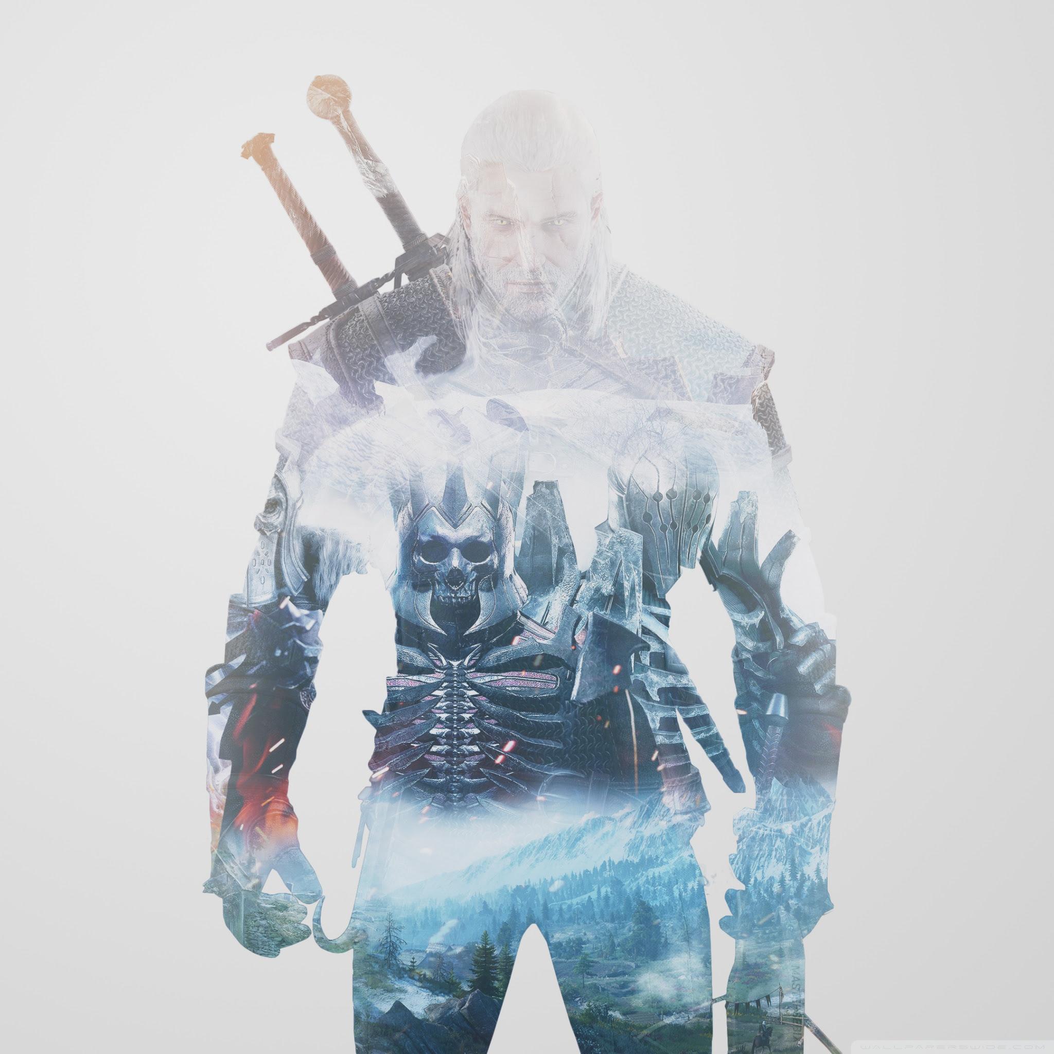 Witcher 3 Wild Hunt Uhd Desktop Wallpaper For 4k Ultra Hd