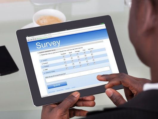 Why bother with customer surveys? - Blog - Onsight