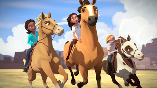 TRAILER: 'Spirit Riding Free' Takes The Dreamworks Franchise In A New Direction