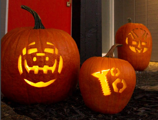 Dinotrux Halloween Pumpkin Templates and Recipe!