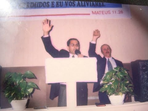 Pastor Joaquim Coelho  Pregação - Do Éden ao Calvário