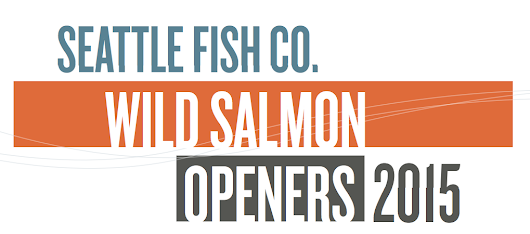 2015 Wild Salmon Planner - Seattle Fish Co.