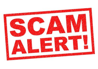 Image result for scam alert