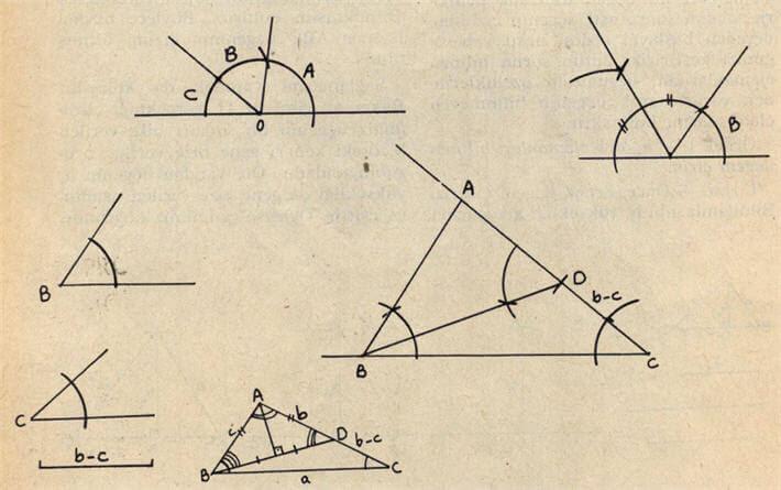 üçgen çizimleri Nasıl Yapılır