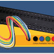 Buy a Belden cat 6 or cat 5e Patch panel and get the Patch cords FREE!