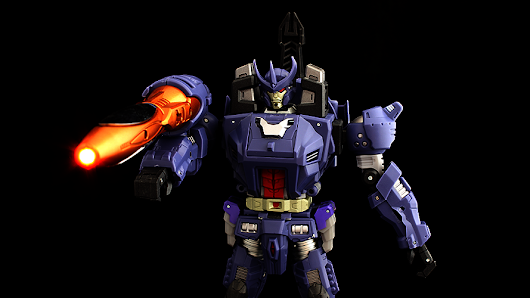 Unique Toys | Transformers | Galvatron (Mania King)