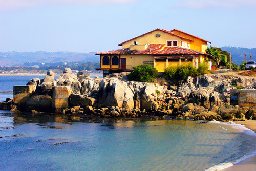 El Torito above Monterey Bay by Old Jingleballicks