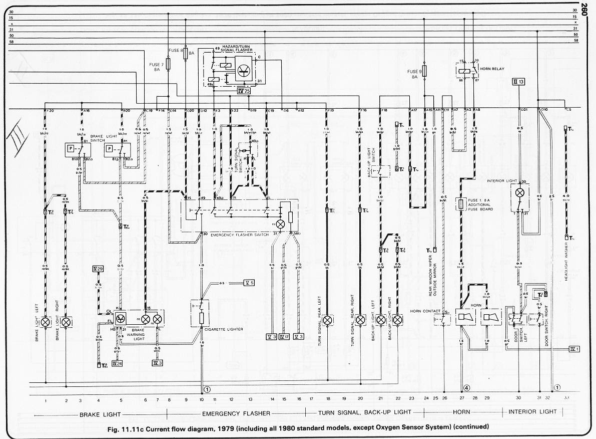 1987 Porsche 944 Electrical Wiring Diagram