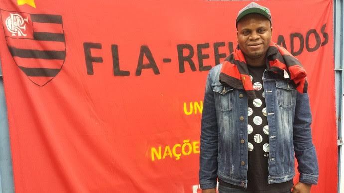 Fla refugiados  (Foto: Patrícia Esteves)