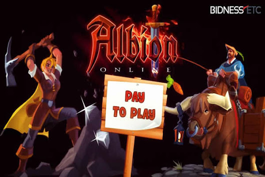 Albion Online Details:  Pay-to-Play  -