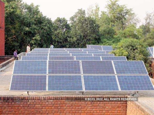 GAIL commissions India's second largest rooftop solar plant in UP