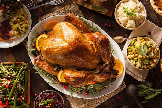 Paleo Thanksgiving Recipes & Tips